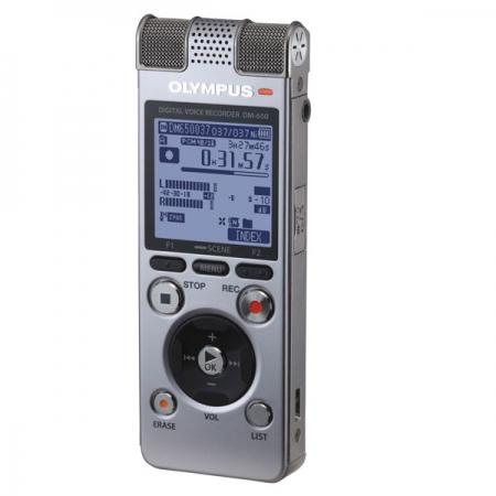 olympus DM-670 ضبط کننده صدای الیمپوس DM-670