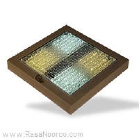 لامپ ال ای دی مدل مربعی چهار یک 2 شرکت رسانور
