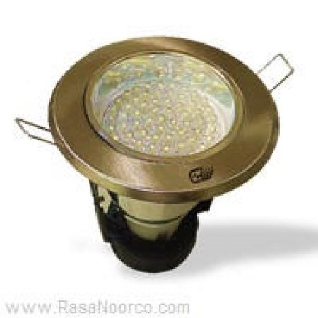 لامپ ال ای دی سرچراغ 2 خیابانی شرکت رسانور