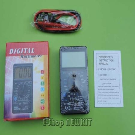 مولتی متر دیجیتالی DT700D مدل [DT700D]