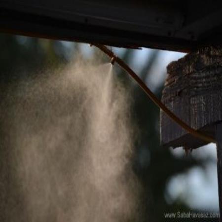 سیستم مه پاش ایتالیایی و تایوانی صبا صنعت