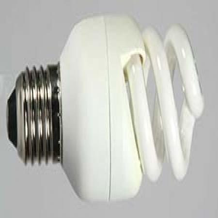 لامپ کم مصرف 9 وات پیچی برجیس