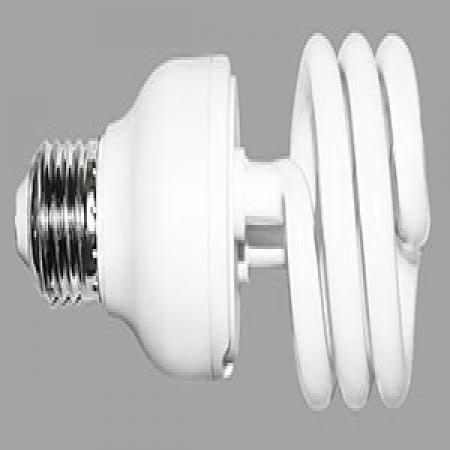 لامپ کم مصرف 15 وات پیچی برجیس