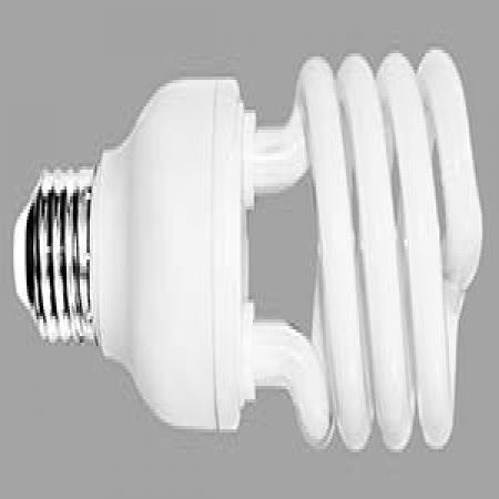 لامپ کم مصرف 18 وات پیچی برجیس