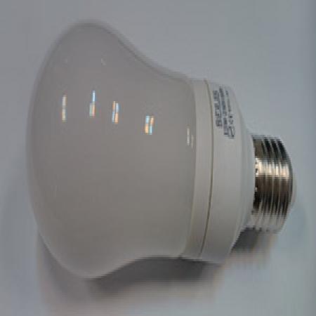 لامپ کم مصرف 15 وات حبابی برجیس