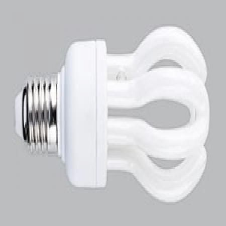 لامپ کم مصرف 15 وات لوتوس برجیس