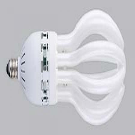 لامپ کم مصرف 100 وات لوتوس برجیس
