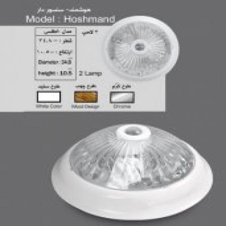 چراغ سقفی هوشمند - سنسور حرکتی خیام الکتریک