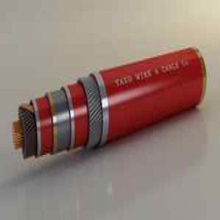کابلهای قدرت فشار قوی سربدار و زره دار  یزد