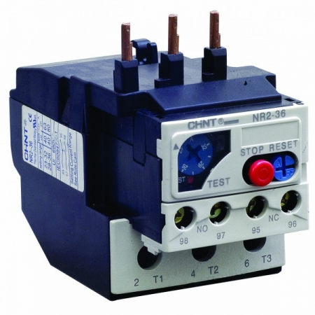بیمتال چینت – NR2 Thermal Overload Relay تهران الکتریک