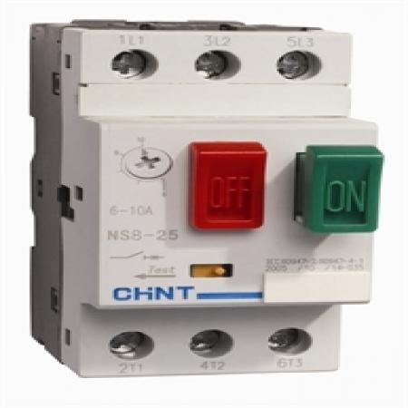 کلید حرارتی چینت – NS2-25X Manual Motor Starter تهران الکتریک