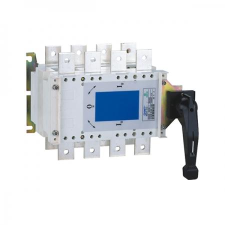 کلید دو طرفه برق شهر-ژنراتور – NH40S Changeover Switch تهران الکتریک