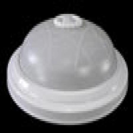 چراغ سقفی سنسوردار پایه پلاستیکی با طلق البرز