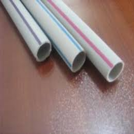 زانویی PVC کوتاه عصایی بنیاد برق