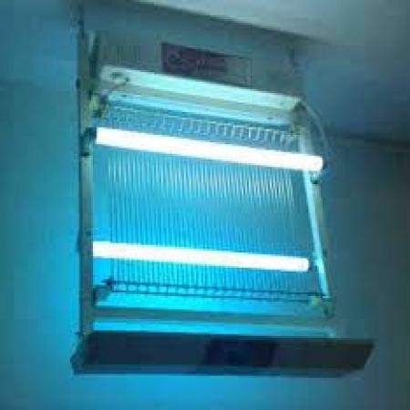 حشره کش الکتریکی 96 وات  خارجی دارای لامپ جذب حشره