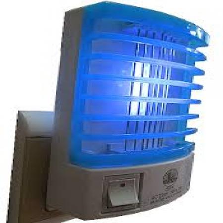 حشره کش الکتریکی 87 وات  خارجی دارای لامپ جذب حشره
