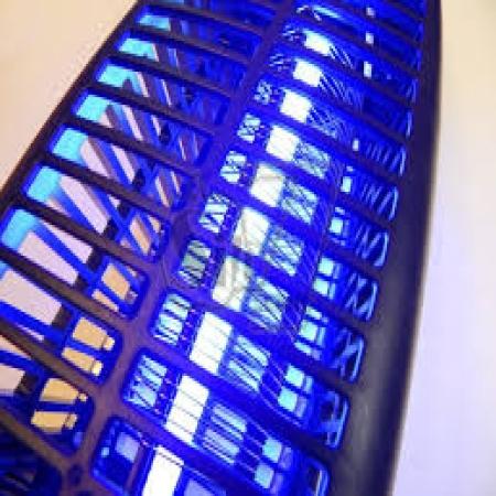 حشره کش الکتریکی 2 وات  خارجی دارای لامپ جذب حشره