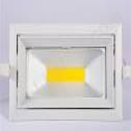 روشنایی ویترینی مستطیل مدل NL500 نامین نور