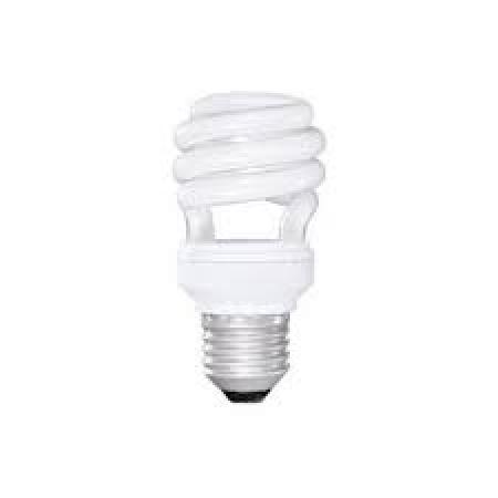 لامپ کم مصرف نیم پیچ 100 وات نور گستر