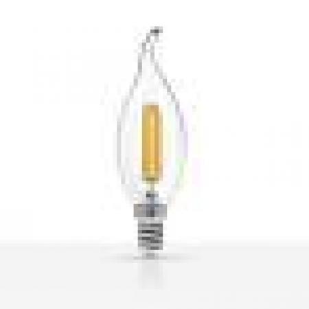 لامپ 4 وات اشکی فیلامانی LED خزرشید
