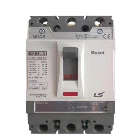 اتوماتیک کامپکت حرارتی غیر قابل تنظیم سه پل ال اس20آمپر