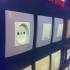 مکانیزم پریز برق یونیک سفید رویان